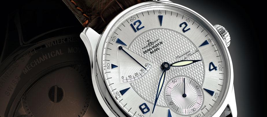 Zeno-Uhren
