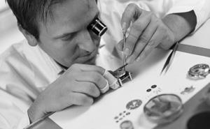 Schweizer Uhrmacher