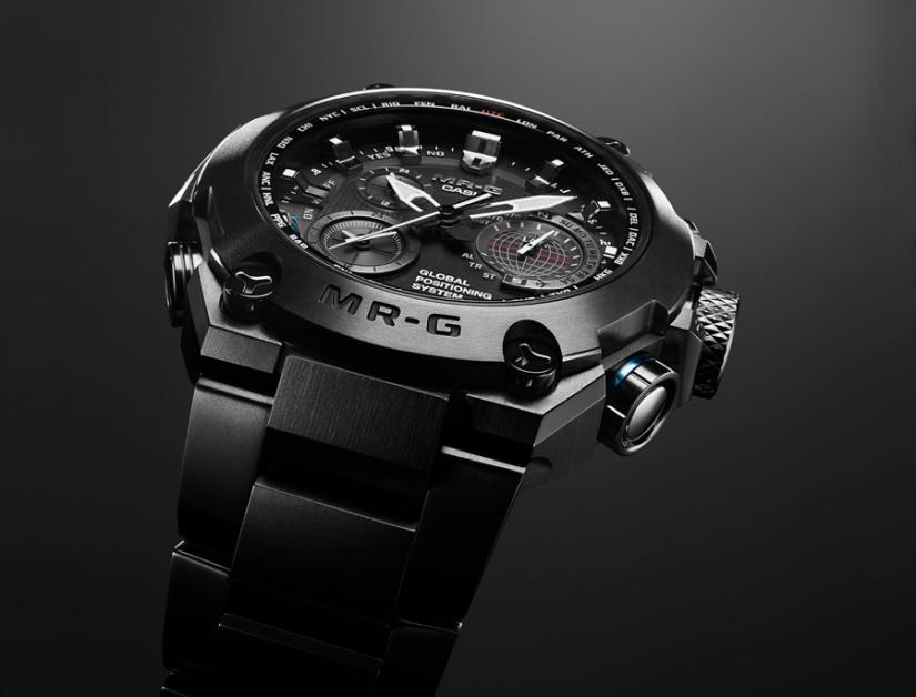 Neu und exklusiv: CASIO G-ShockMRG-G1000