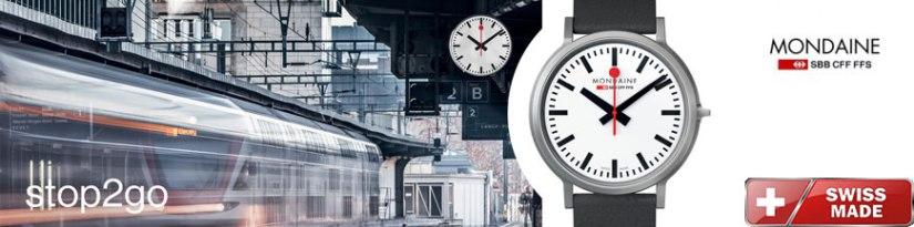 Mondaine Bahnhofsuhr für das Handgelenk: Der Top-Seller imPortrait