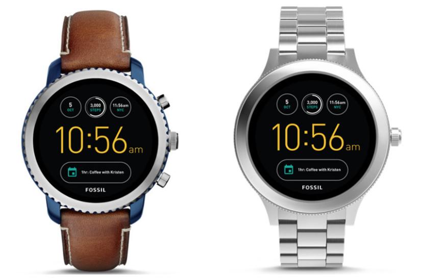 Fossil stellt neue Smartwatches mit Android 2.0vor